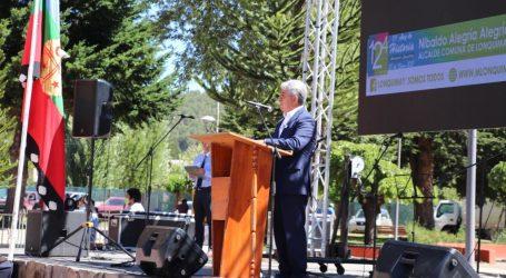 Nibaldo Alegría: se confirma su candidatura a la re elección como alcalde de Lonquimay