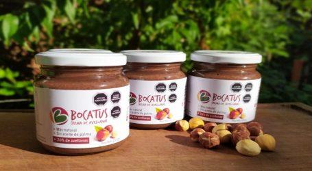Crema de Avellanas de La Araucanía ingresa al mercado