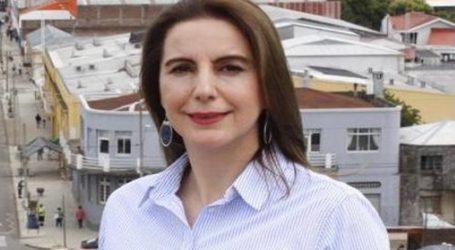 Claudia Lecerf Henríquez candidata a alcaldesa llama al gobierno a rescatar el comercio en Nueva Imperial
