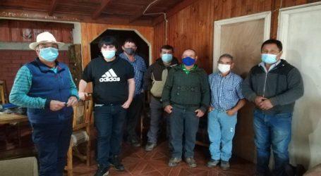 Estudio sobre cooperativas silvoagropecuarias en La Araucanía: 76,1% están conformadas por población mapuche