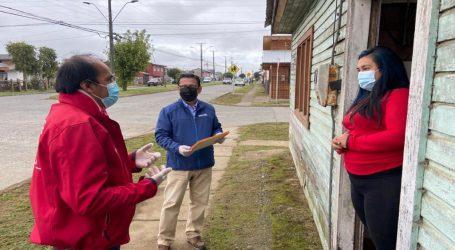 Autoridades entregan certificaciones Sence en Lonquimay