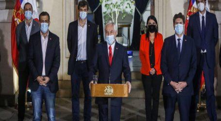 Presidente Piñera anunció proyecto de tercer retiro de fondos de las AFP