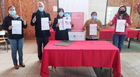 Unión Comunal del Adulto Mayor de Angol recibe inmueble de Bienes Nacionales para seguir desarrollando sus proyectos