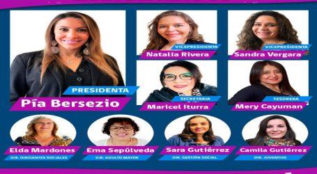 Elección Interna Renovación Nacional: Presentan inédita Lista Distrital compuesta 100% por mujeres