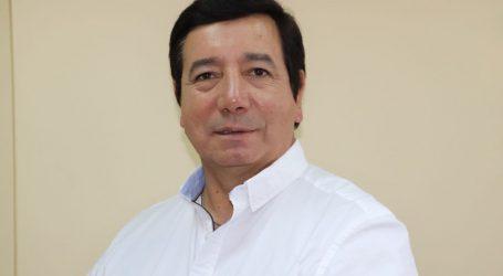 """John Paul Ferrada candidato a concejal por Temuco: """"Soy DC y estoy con Neira y Tuma"""""""