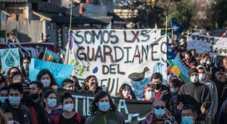 Convocan a concentración en Temuco contra proyecto de hidroeléctrica en río cordillerano