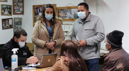 Exitoso operativo social benefició a vecinos del sector urbano y rural de Nueva Imperial