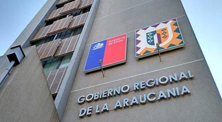 Consejeros regionales trabajan planes de inversión para el desarrollo equitativo de La Araucanía