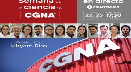 Semana de la Ciencia en CGNA: transmitida en vivo desde Laboratorio regional