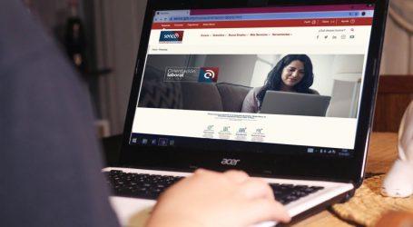 Sence implementa Plataforma de Orientación Laboral en línea para buscar empleo