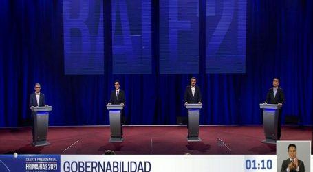 Candidatos de Chile Vamos acusan «fracaso» en La Araucanía: Lavín y Sichel piden Estado de sitio