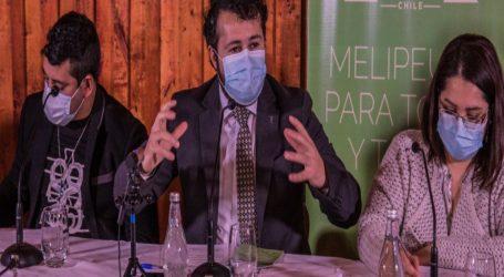 Rada presenta propuesta de Ordenanza Basura Cero en el Concejo Municipal de Melipeuco
