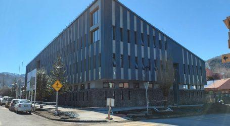 MOP finaliza obras de nuevo edificio consistorial de Lonquimay