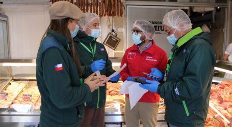 Previo a las Fiestas Patrias autoridades de Agro fiscalizan venta de carnes